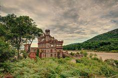 Bannerman Castle  Beacon, NY