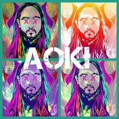 #Ilustration #Aoki #Space #Filtros #Ps