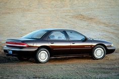 1993-97 Chrysler Concorde/New Yorker/LHS | Consumer Guide Auto