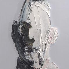 Paint Head Portrait