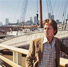 the streets of san francisco | Retro Vintage Mod Style: Michael Douglas: The Streets of San Francisco
