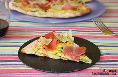 20 recetas de pizzas originales, deliciosas pizzas caseras para sorprender este verano | Gastronomía & Cía Pizza Blanca, Empanadas, Pizza Recipes, Tacos, Mexican, Eggs, Breakfast, Ethnic Recipes, Food