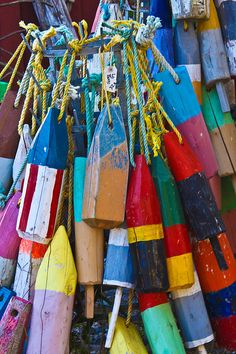 Buoys for Sale by TPorter2006, via Flickr