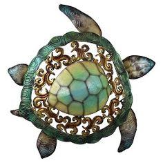Sea Turtle 1 Sheet Metal Wall Art By Allaroundarts On Etsy 350 00 Bathroom Pinterest And Turtles