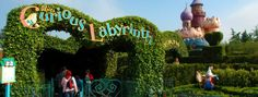 Alice's Curious Labyrinth | Attractions | Disneyland Paris