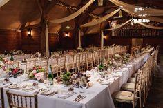 Lains Barn, Oxfordshire. Wedding/Party Venue.