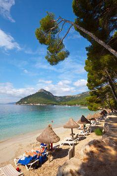 Cala Formentor Menorca Spain