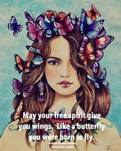 Butterfly Flowers, Beautiful Butterflies, What Is Spirituality, Spirituality Quotes, Piano Photography, Claudia Tremblay, Goddess Art, Gifts For An Artist, Arte Pop