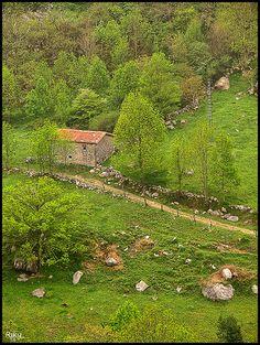 Valle de Soba #Cantabria #Spain