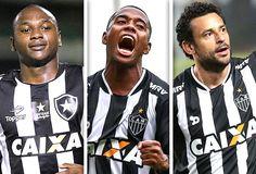 BotafogoDePrimeira: Chuva de gols? Duelo entre Bota e Galo reúne três ...