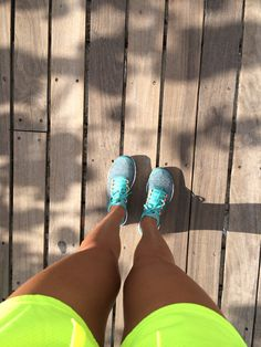 Running in the morning is always a good idea.