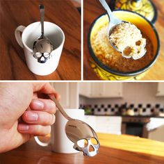 Sugar Skull Spoons by Hundred Million