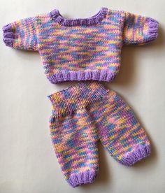 Teddykleidung - Teddyanzug = Pulli   Hose für Build-a-Bear Teddy - ein Designerstück von allegria55 bei DaWanda