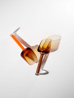 Hermès Petit h - Decorative Crystal Shovel. #hermes #petith
