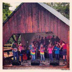 Children fiddling at the #Golden #Music #Festival 2013. @VisitGoldenCO #Colorado More: http://www.heiditown.com/travel-agency/colorado/golden-colorado-in-instagram-photo/