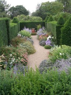 I love a good perennial border especially if it 39 s against a garden wall or topiary shrubs as The secret garden kitchen nightmares