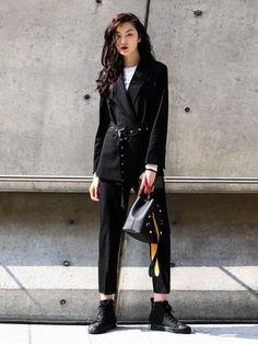 おしゃれローカルを探せ! 海外ストリートスナップ:ソウル   FASHION   ファッション   VOGUE GIRL