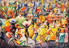 Carnaval : Carybé
