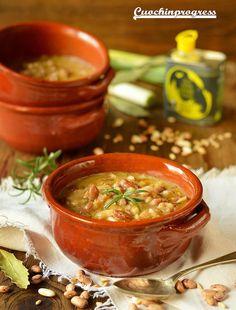 Learn to Cook Italian Food on Vacation Italian Soup, Italian Recipes, Beef Tagine, Fall Recipes, Vegan Recipes, Vegetable Soup Healthy, Pasta E Fagioli, Fast And Slow, Chowder Recipes