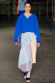Roksanda Ilincic Fall 2014 RTW - Runway Photos - Fashion Week - Runway, Fashion Shows and Collections - Vogue