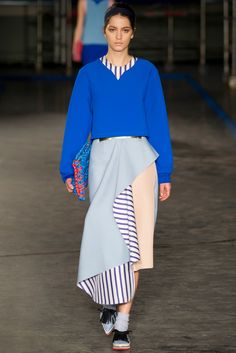 Roksanda Ilincic Fall 2014 RTW - Runway Photos - Fashion Week - Runway, Fashion Shows and Collections - Vogue
