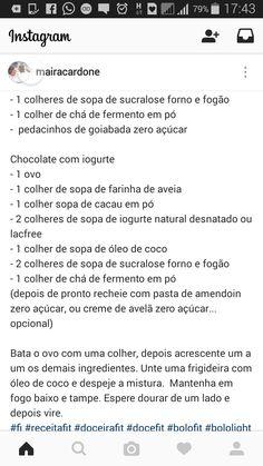 Bolo de frigideira - chocolate com iogurte