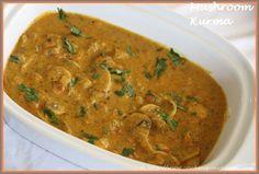 Step by step recipe to prepare Mushroom Kurma with photos. Recipe of Mushroom Kurma by Dhwani Mehta. Mushroom Kurma is a very yummy and easy side dish for.