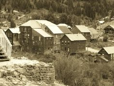 Silver City, Idaho ~ The Ghost Town Queen at the Top of the Owyhee ...