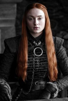 Sansa Stark (GoT S7) Sophie Turner, game of thrones season 7