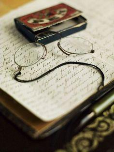 Grandpa's spectacles