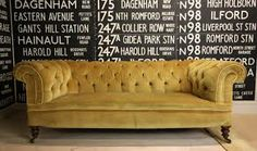 antique chesterfield sofa - Google Search