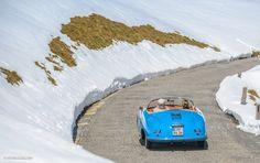 The Grossglockner Grand Prix: Historic Hillclimbing In The Austrian Alps • Petrolicious