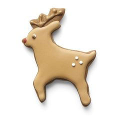 We all know the story of the little red-nosed reindeer who saved Christmas. With these cookies, Rudolph and all of his friends can help spread holiday joy. Get the recipe.   - WomansDay.com