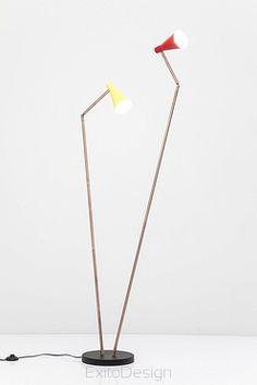 Lampa podłogowa Tube Flex by Kare Design - Nowoczesne akcesoria domowe - ExitoDesign