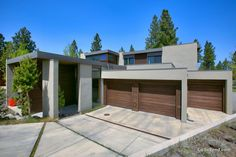 Modern Home in Bend, OR