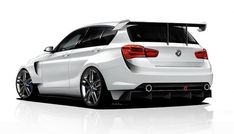 BMW 1 Series Facelift 2015 ADF Motorsport LCI Racing Version 2 photo section of information related to. Bmw E36 318is, Bmw 116i, Bmw X5 M, Bmw Serie 1, Bmw M Series, Bmw Design, Car Design Sketch, Cool Sports Cars, Sport Cars