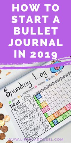 Start a Bullet Journal in 2019 Start a Bullet Journal in 2019 Complete Beginners Guide to Bullet Journals Simple break down of EXACTLY how to start a bullet journal so y. How To Bullet Journal, Bullet Journal For Beginners, Bullet Journal Spread, Bullet Journal Layout, Bullet Journal Ideas Pages, Bullet Journal Inspiration, Bullet Journal Quilting, Bullet Journal Savings, Organization Bullet Journal
