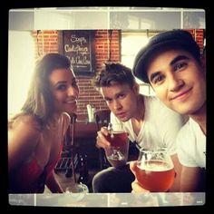 Lea, Chord and Darren