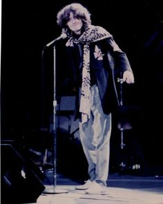 Jimmy Page Madison Square Garden New York, NY, 8 December 1983