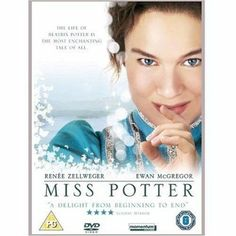 Miss Potter [DVD] [2006]: Amazon.co.uk: Renee Zellweger, Ewan McGregor, Lucy Boynton, Chris Noonan: Film & TV