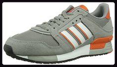 adidas ZX 630, Unisex-Erwachsene Sneakers, Grau (Ch Solid Grey / Running