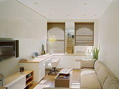 Home office sala pequena