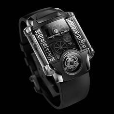 Christophe Claret's X-TREM-1 Timepiece $321,300