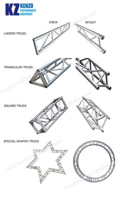 12 Inch Aluminum Square/Box Truss Uesd, View box truss used, Kenzoevent Product Details from Guangzhou Kenzo Performance Equipment Co., Ltd. on Alibaba.com