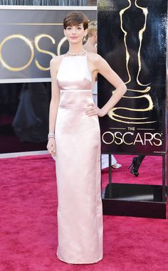 Prada Perfection from Anne Hathaway's Best Looks   E! Online