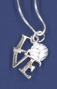 GymRatsVolleyball offers unique and cute volleyball jewelry such as sterling silver necklaces, earrings, charms, bracelets, and much more. Get the best volleyball jewelry here. Volleyball Memes, Volleyball Outfits, Coaching Volleyball, Volleyball Pictures, Volleyball Gifts, Volleyball Necklace, Scarf Necklace, Sporty Girls, Clothing Co