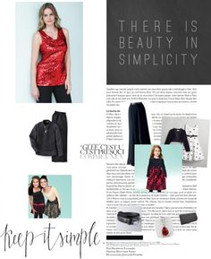 Black and red, holidays