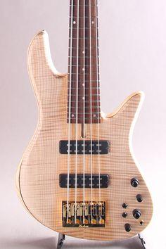 FODERA(フォデラ) Emperor Standard 5 Strings