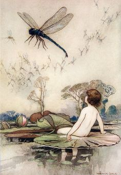 by Warwick Goble by sofi01, via Flickr