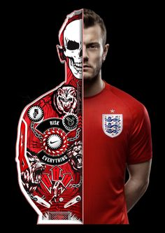 Nike Football: England Kit Launch Southbank on Behance Football Ads, Football Photos, Nike Football, Nike Soccer, Football Posters, Basketball, England Kit, Nike World, Jack Wilshere